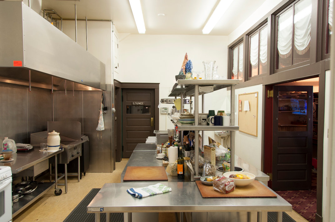 Main Kitchen | Hotel Hope For Sale